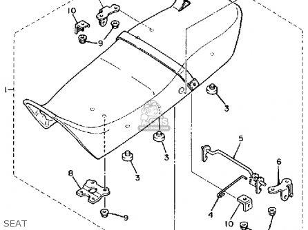 1965 Yamaha Wiring Diagram