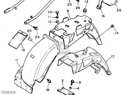 Kawasaki Gpz 900 Wiring Diagram