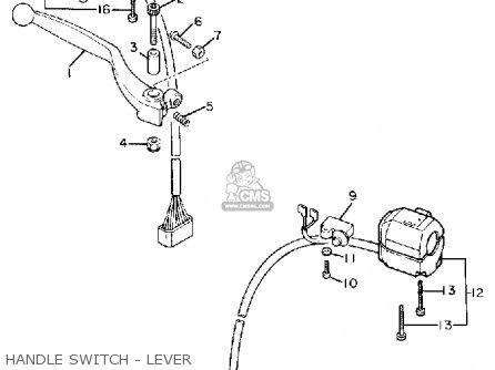 Yamaha Fz750c Genesis 1988 (j) California parts list