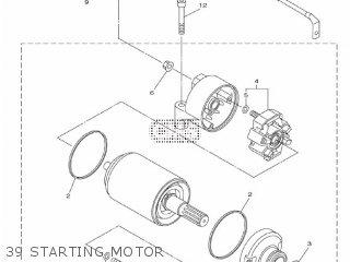Yamaha Fz8-n 2011 39p1 Europe 1k39p-300e1 parts list