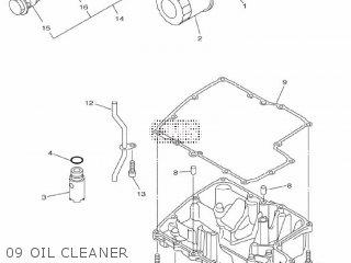 Yamaha Fz8-n 2013 39pl Europe 1m39p-300e1 parts list