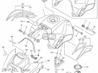 Yamaha FZ8-N 2013 39PL EUROPE 1M39P-300E1 parts lists and