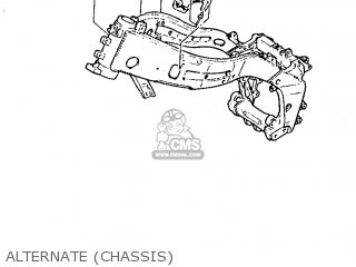Yamaha Fzr1000 1987 2gh Europe 272gh-300e2 parts list