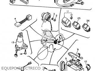 Yamaha FZR1000 1987 2GH SPAIN 272GH-352S2 parts lists and