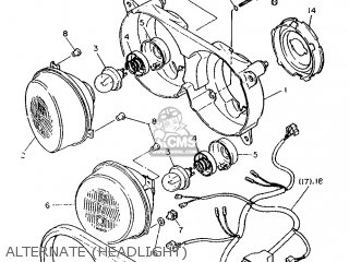 Wiring Diagram For 1989 Yamaha Fzr 1000 Xs 1100 Wiring