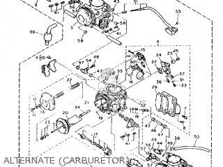 Yamaha Fzr1000 1990 3gm3 Europe 203gm-300e1 parts list