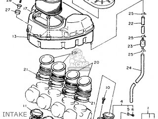 Yamaha FZR1000 1990 3GM3 EUROPE 203GM-300E1 parts lists