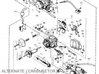 Yamaha FZR1000 1992 3GM8 EUROPE 223GM-300E1 parts lists