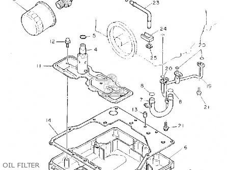Yamaha FZR1000 1992 (N) USA parts lists and schematics