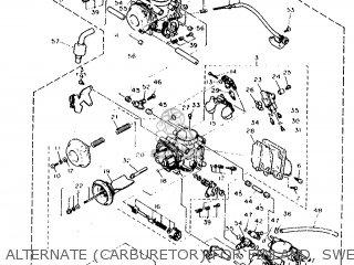 Yamaha FZR1000 1993 3LG5 EUROPE 233GM-300E1 parts lists