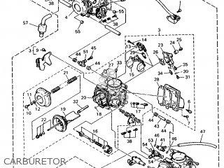 Yamaha FZR1000 1995 3LG7 EUROPE 253GM-300E1 parts lists