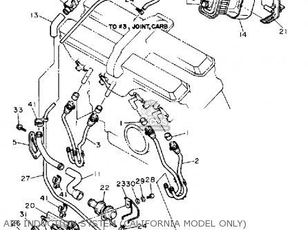 Yamaha Fzr 1000 Carburetor Diagram, Yamaha, Free Engine
