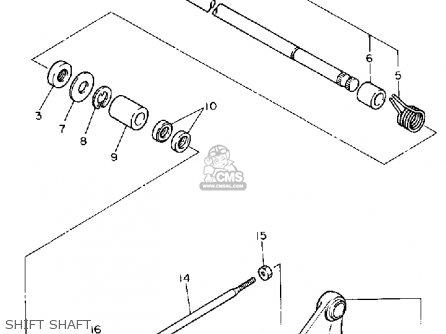Yamaha Fzr1000w 1989 parts list partsmanual partsfiche