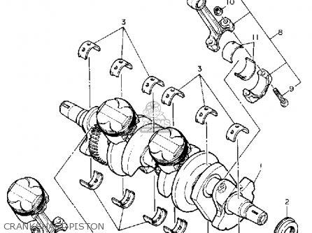 Yamaha Fzr600r 1990 (l) Usa parts list partsmanual partsfiche