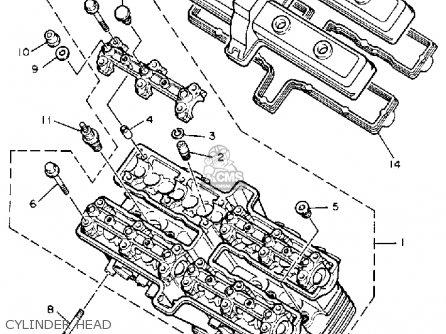 Yamaha Fzr 600 Fuel Pump Schematic Yamaha YT3600 Fuel Pump