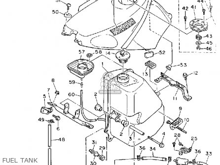 Honda 125 Atv Wiring Diagram Kawasaki ATV Wiring Diagram