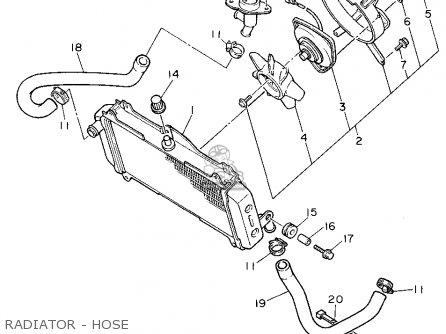 Yamaha FZR600R FZR600RC 1995 (S) USA CALIFORNIA parts