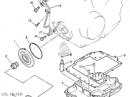 Yamaha FZR600RC 1991 (M) CALIFORNIA parts lists and schematics