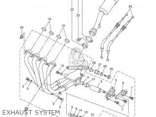Yamaha FZS1000 2001 5LV2 FRANCE 115LV-351F2 parts lists