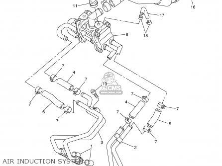 Yamaha Fzs1000sp Fzs1000spc 2003 (3) Usa California parts
