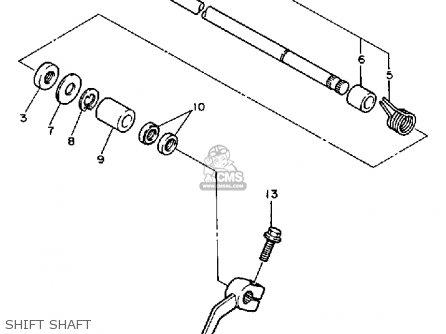 Yamaha Fzx700 1986 Fazer Usa parts list partsmanual partsfiche