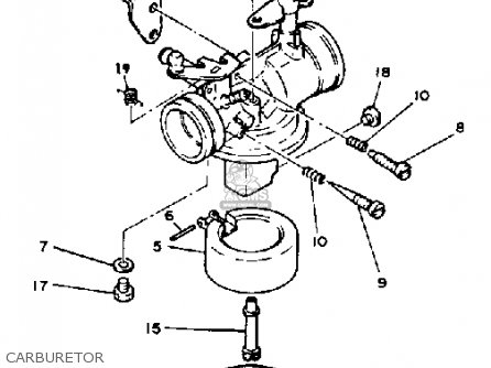 Old Yamaha Golf Cart Wiring Diagram G1 G2 Yamaha G16 Golf