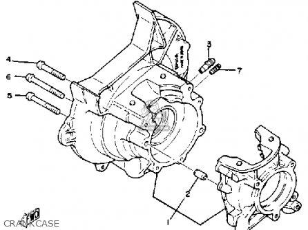 Yamaha G1-AM3 GOLF CAR 1983 parts lists and schematics