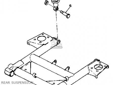 Yamaha G1-e2 Golf Car 1981 parts list partsmanual partsfiche