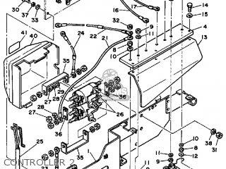 Yamaha G1-E3 GOLF CAR 1982 parts lists and schematics