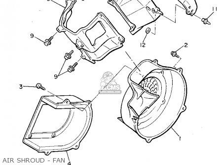 Yamaha G11-AK 1994 parts lists and schematics