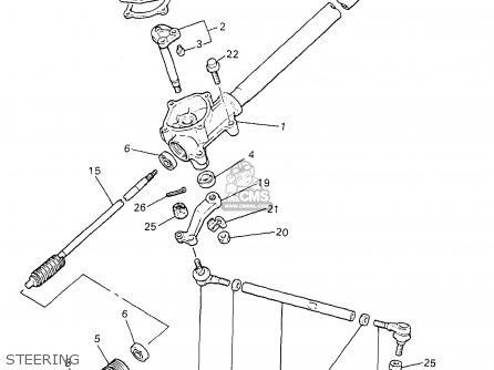 Yamaha G11-AP 1996 parts lists and schematics