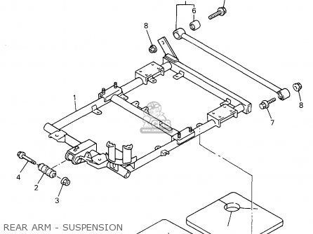 Yamaha G14-AP 1996 parts lists and schematics