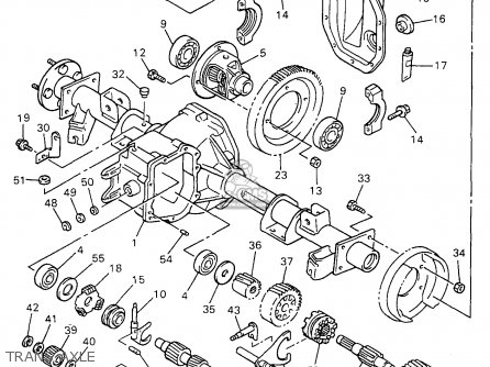 Yamaha G14-ap 1996 parts list partsmanual partsfiche