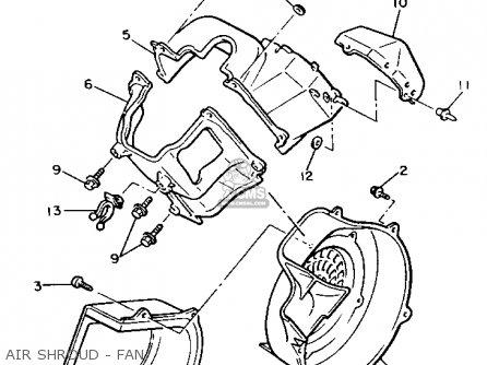 Yamaha G2-AB 1988 parts lists and schematics