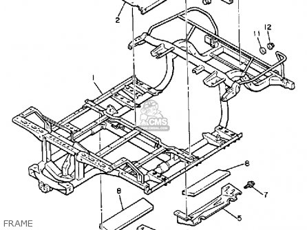 Yamaha G1 Wiring Harness Diagram