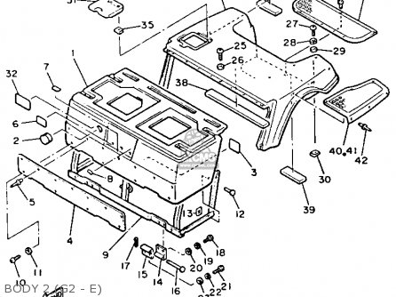 Yamaha G16a Wiring Diagram