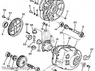 Yamaha G2-eb 1988 parts list partsmanual partsfiche