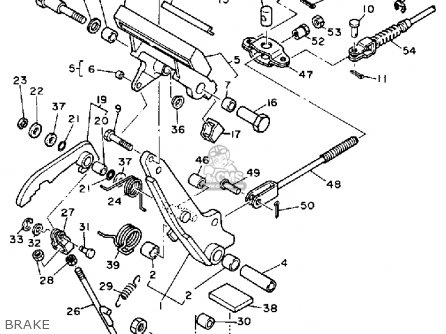 Yamaha G2-ED 1989 parts lists and schematics