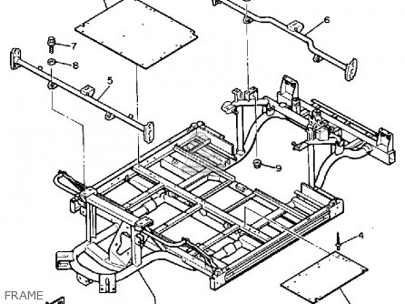 Yamaha G3-E 1987 parts lists and schematics