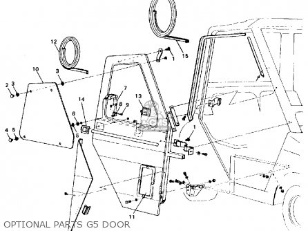 Yamaha G5-AG 1991 parts lists and schematics