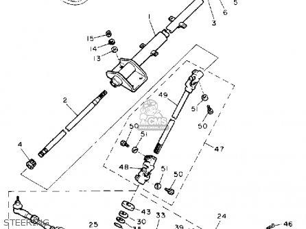 Yamaha G5-AH 1992 parts lists and schematics