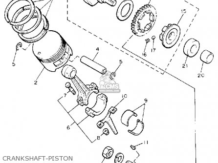 Yamaha G8-AG 1991 parts lists and schematics