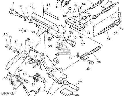 Yamaha G8-AH 1992 parts lists and schematics