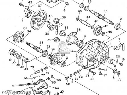 Yamaha G2 Golf C Wiring Diagram Electrical, Yamaha, Free