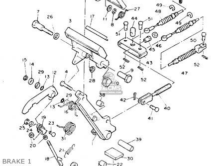 Yamaha G8-EF 1990 parts lists and schematics