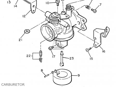 Yamaha G2 Golf C Engine Diagram Yamaha G2 Starter Wiring