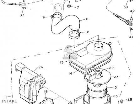 Yamaha G9-AJ 1993 parts lists and schematics