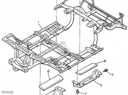 Yamaha G2 Golf Cart Parts Diagram, Yamaha, Free Engine
