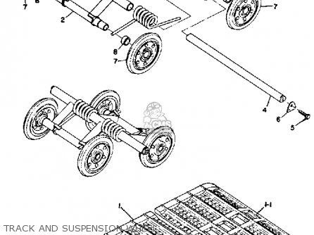Yamaha GP396 1971 parts lists and schematics