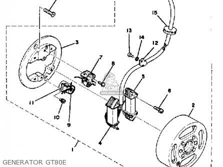 Httpsewiringdiagram Herokuapp Compost1979 Yamaha Gt 80 Repair